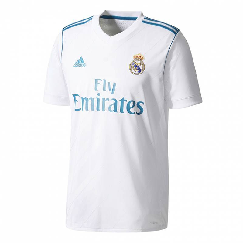 Maillot Real Madrid CF domicile 2017/2018