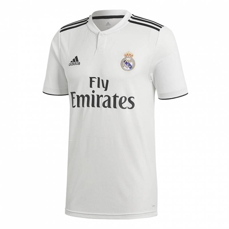 Maillot Real Madrid CF domicile 2018/2019