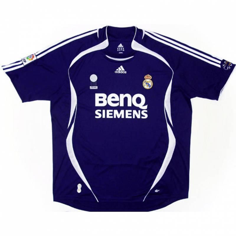 Maillot Real Madrid CF third 2006/2007