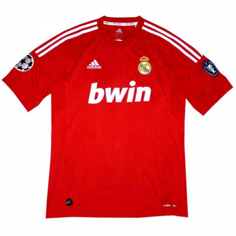 Maillot Real Madrid CF third 2011/2012