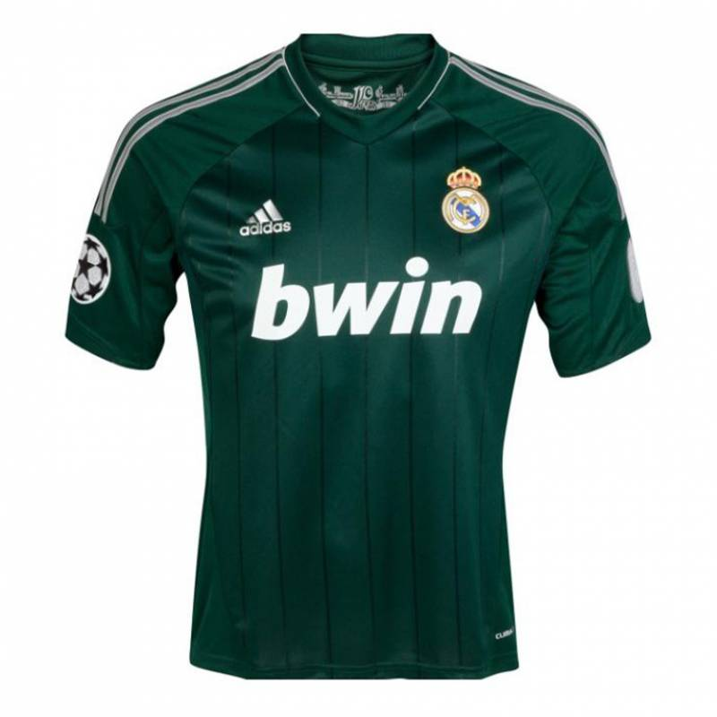 Maillot Real Madrid CF third 2012/2013