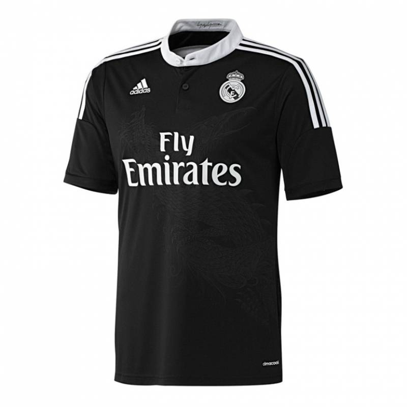 Maillot Real Madrid CF third 2014/2015