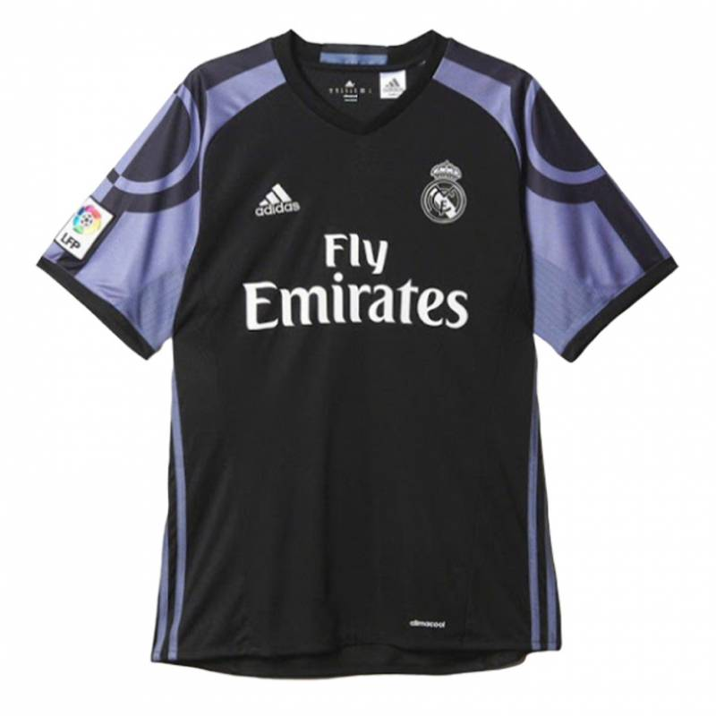 Maillot Real Madrid CF third 2016/2017