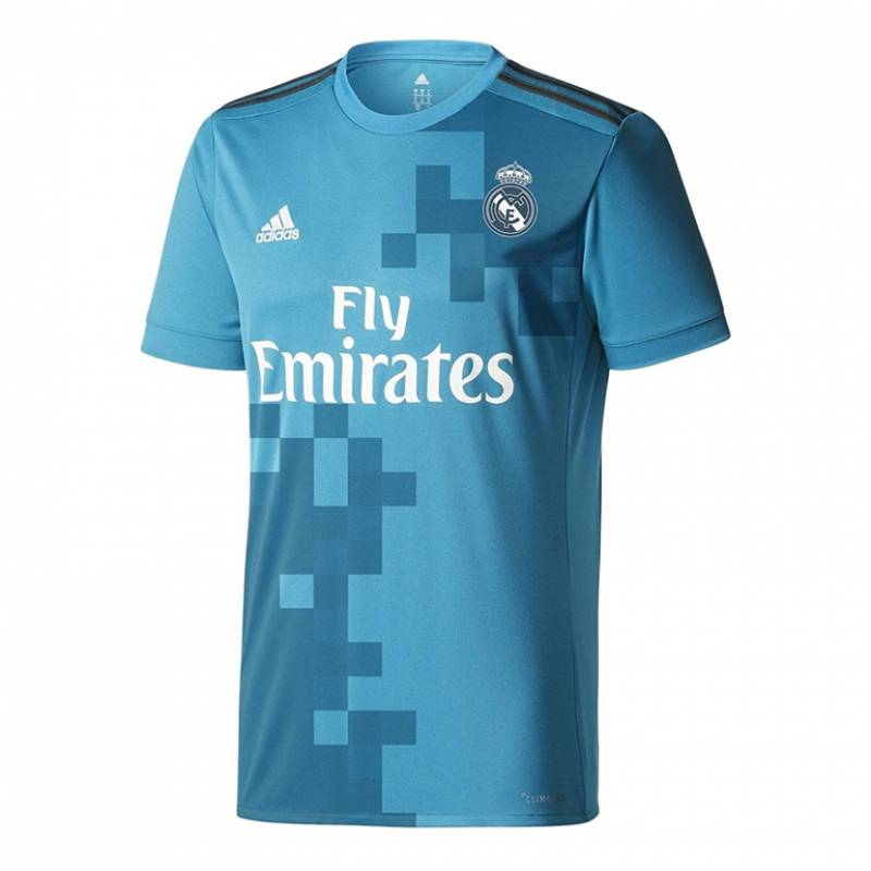 Maillot Real Madrid CF third 2017/2018