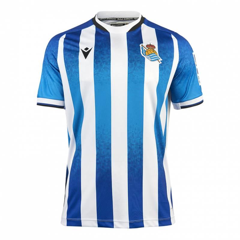 Maillot Real Sociedad domicile 2021/2022