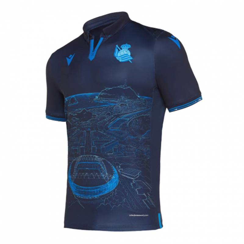 Maillot Real Sociedad third 2019/2020
