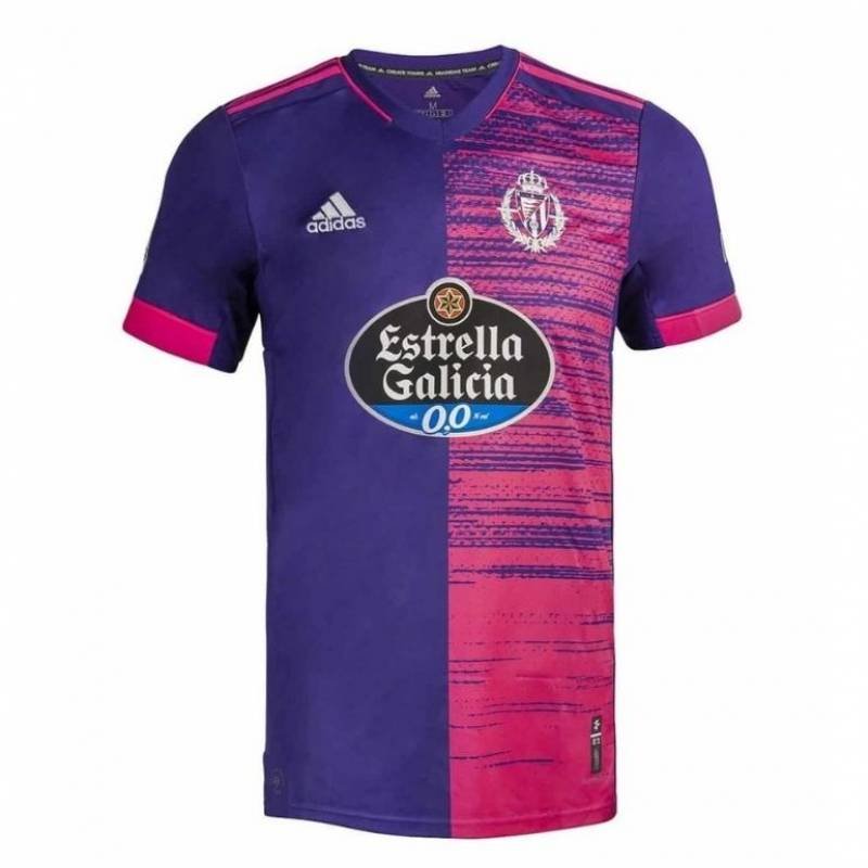 Maillot Real Valladolid extérieur 2020/2021
