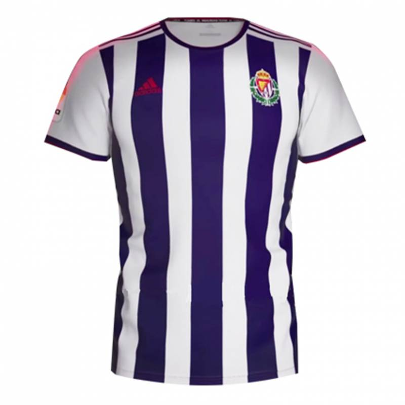 Maillot Real Valladolid domicile 2019/2020