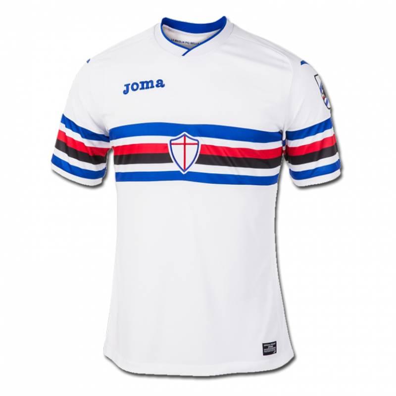 Maillot Sampdoria extérieur 2017/2018