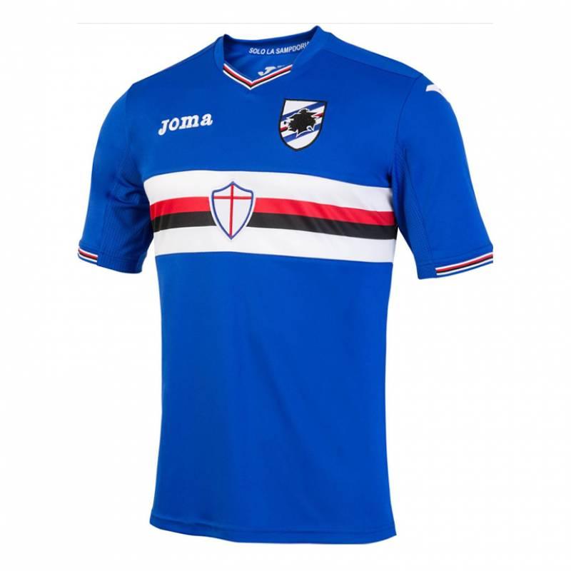 Maillot Sampdoria domicile 2017/2018