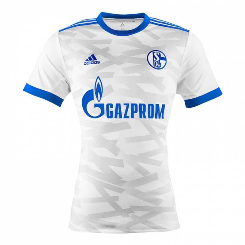 Maillot Schalke 04 extérieur 2017/2018