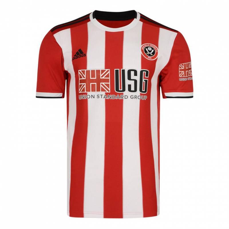 Maillot Sheffield United domicile 2019/2020