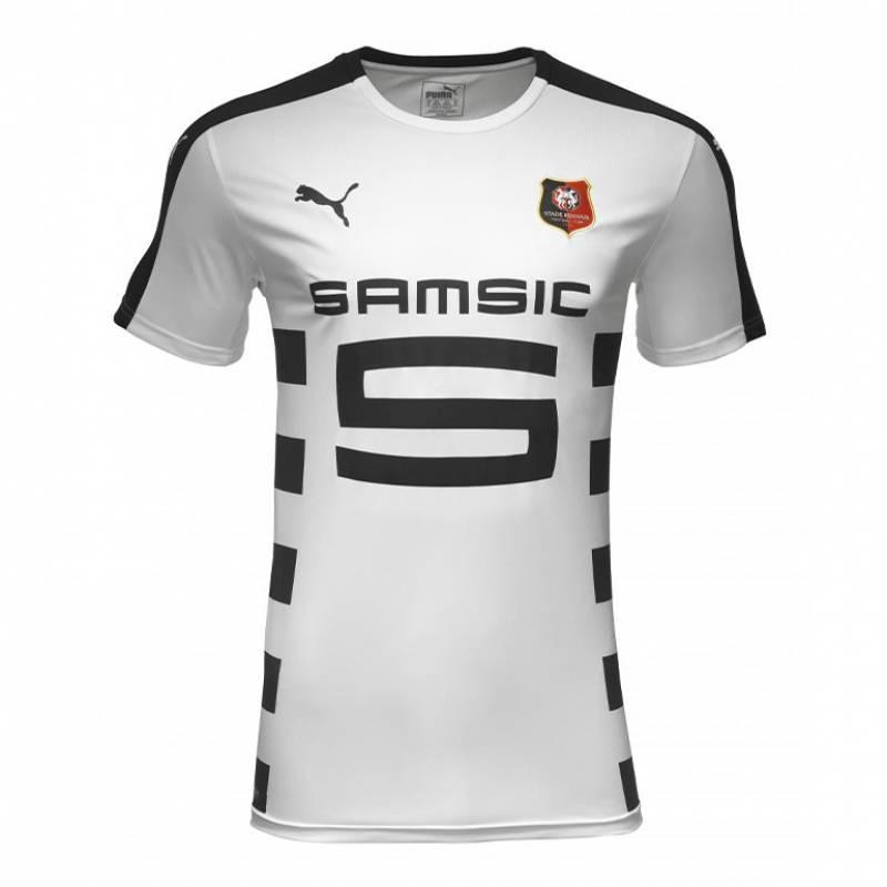 Maillot Stade Rennais FC extérieur 2016/2017