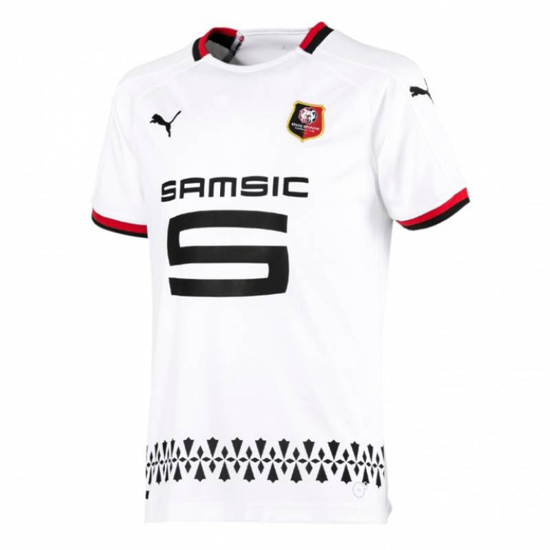 Maillot Stade Rennais FC extérieur 2018/2019