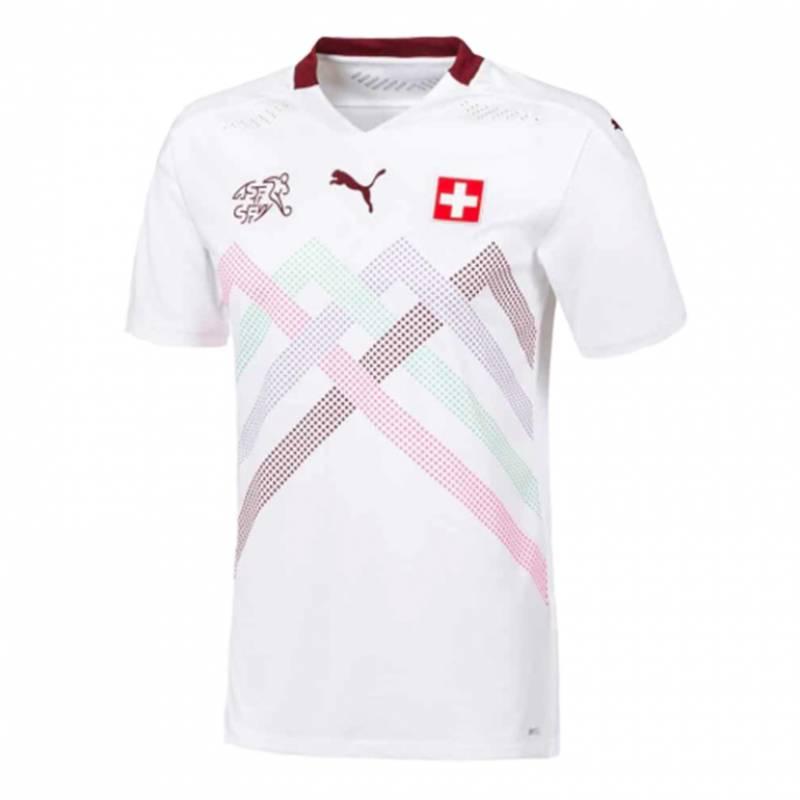 Maillot Suisse extérieur 2020