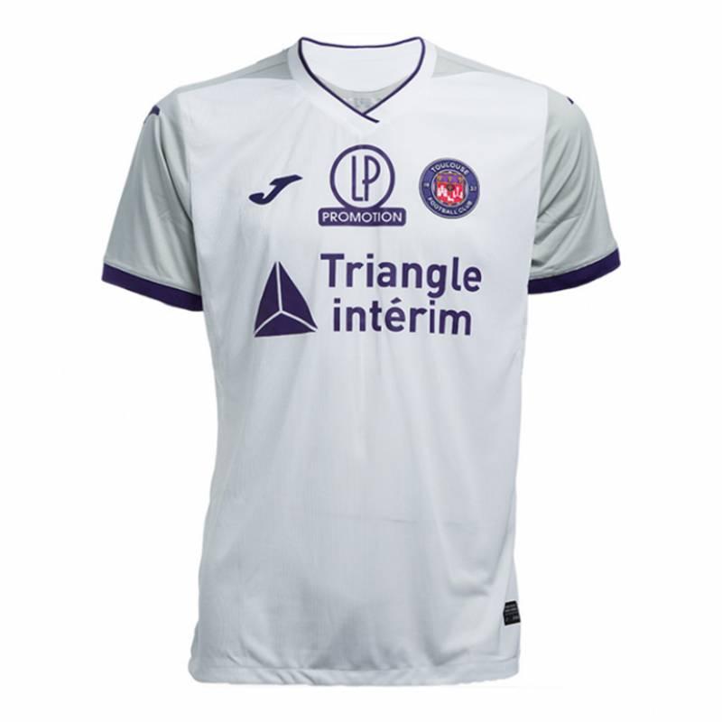 Maillot Toulouse extérieur 2019/2020