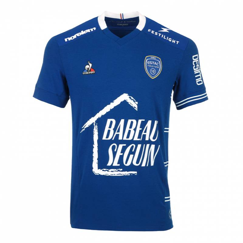 Maillot Troyes domicile 2021/2022
