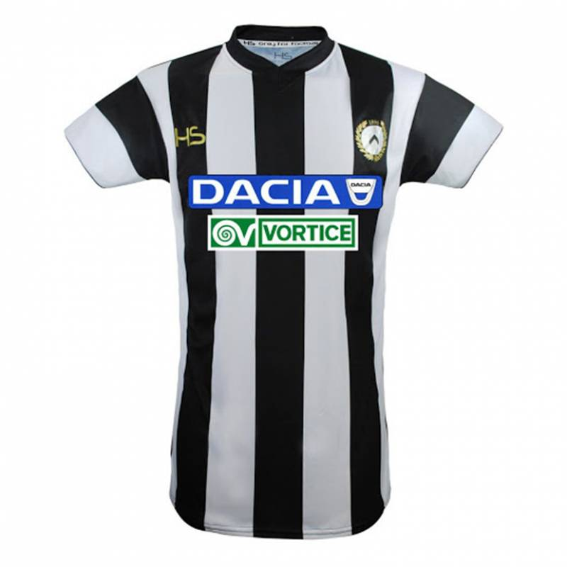 Maillot Udinese domicile 2017/2018