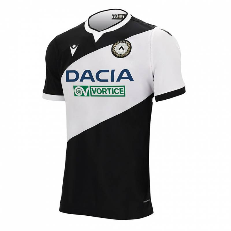 Maillot Udinese domicile 2020/2021