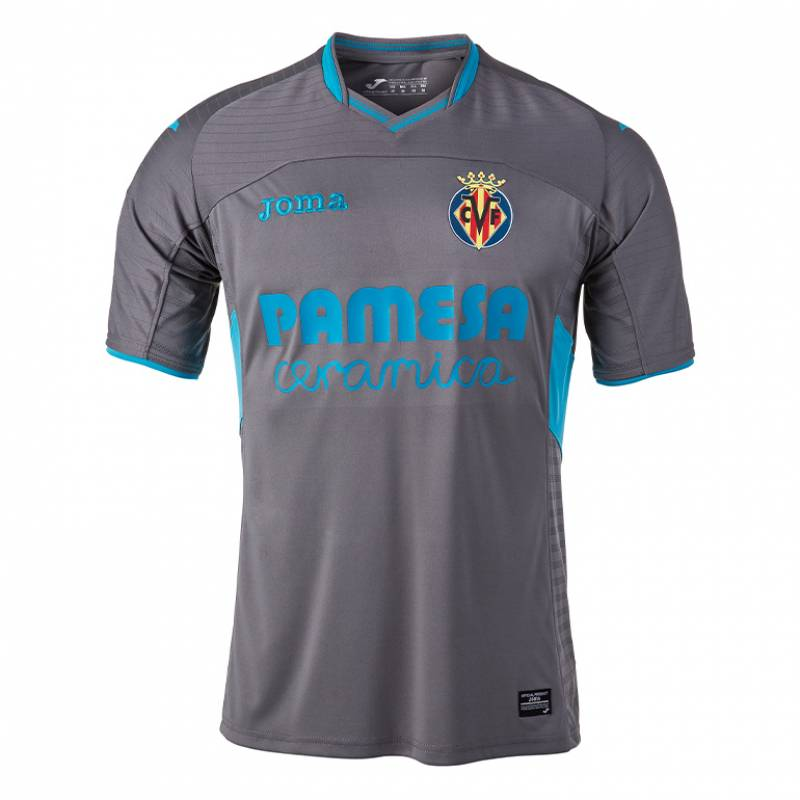 Maillot Villarreal third 2017/2018