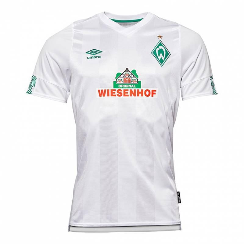 Maillot Werder Brême extérieur 2019/2020