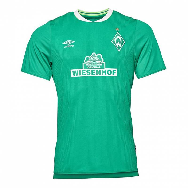 Maillot Werder Brême domicile 2019/2020