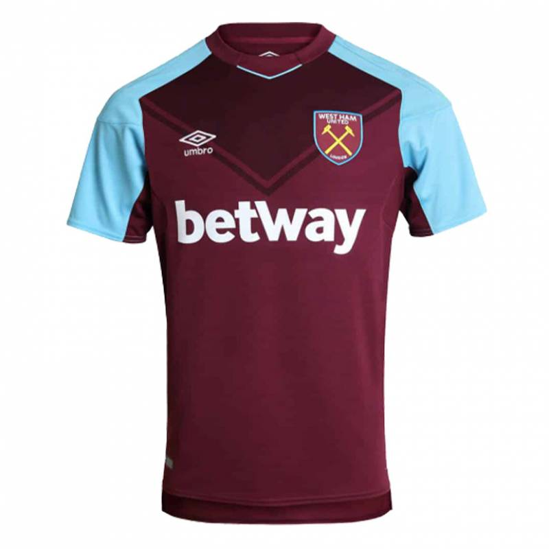 Maillot West Ham United domicile 2017/2018