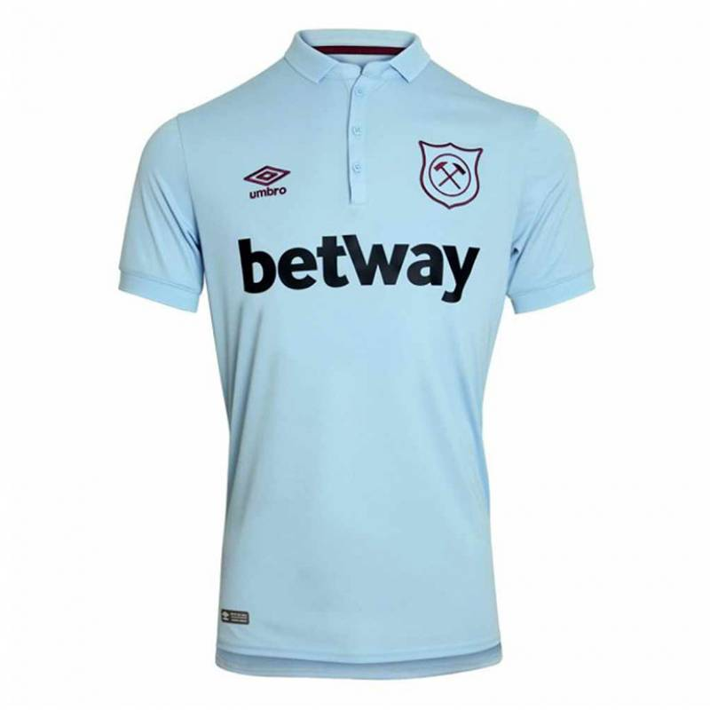 Maillot West Ham United third 2017/2018