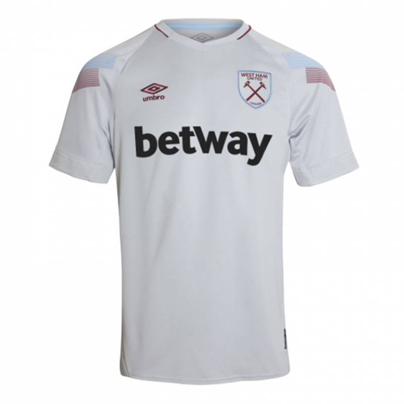 Maillot West Ham United third 2018/2019