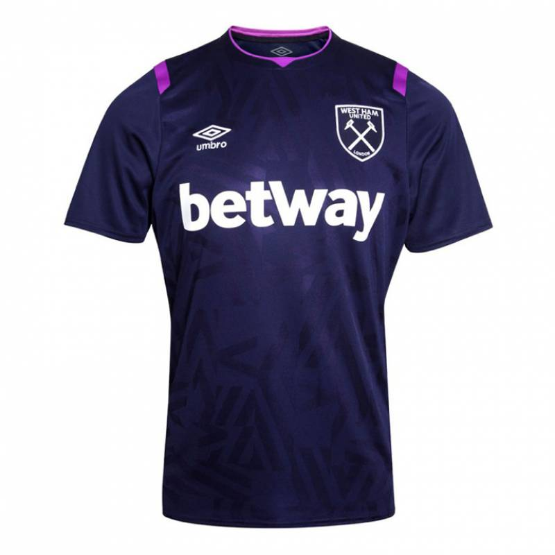 Maillot West Ham United third 2019/2020