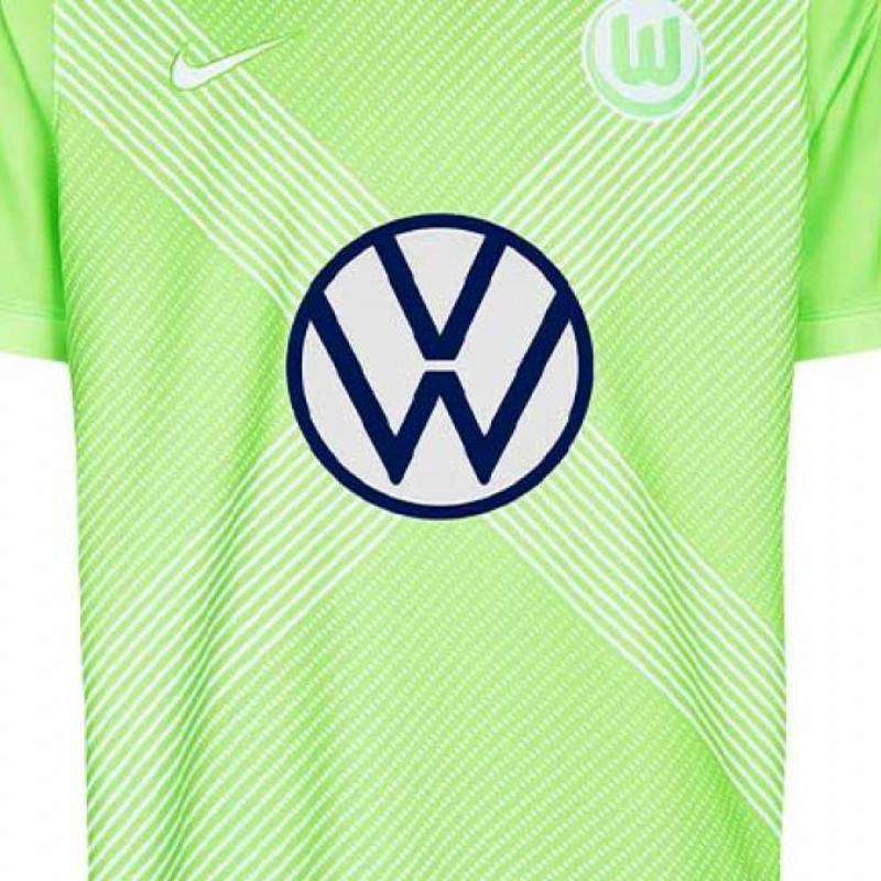 Maillot Wolfsbourg domicile 2020/2021