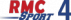 Logo RMC Sport 4