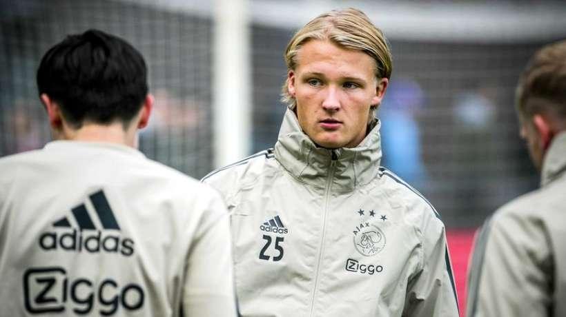 Ajax Enfin Le Bout Du Tunnel Pour Kasper Dolberg