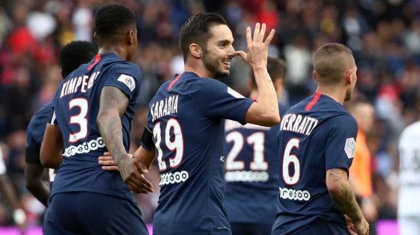 PSG - Angers : les notes du match
