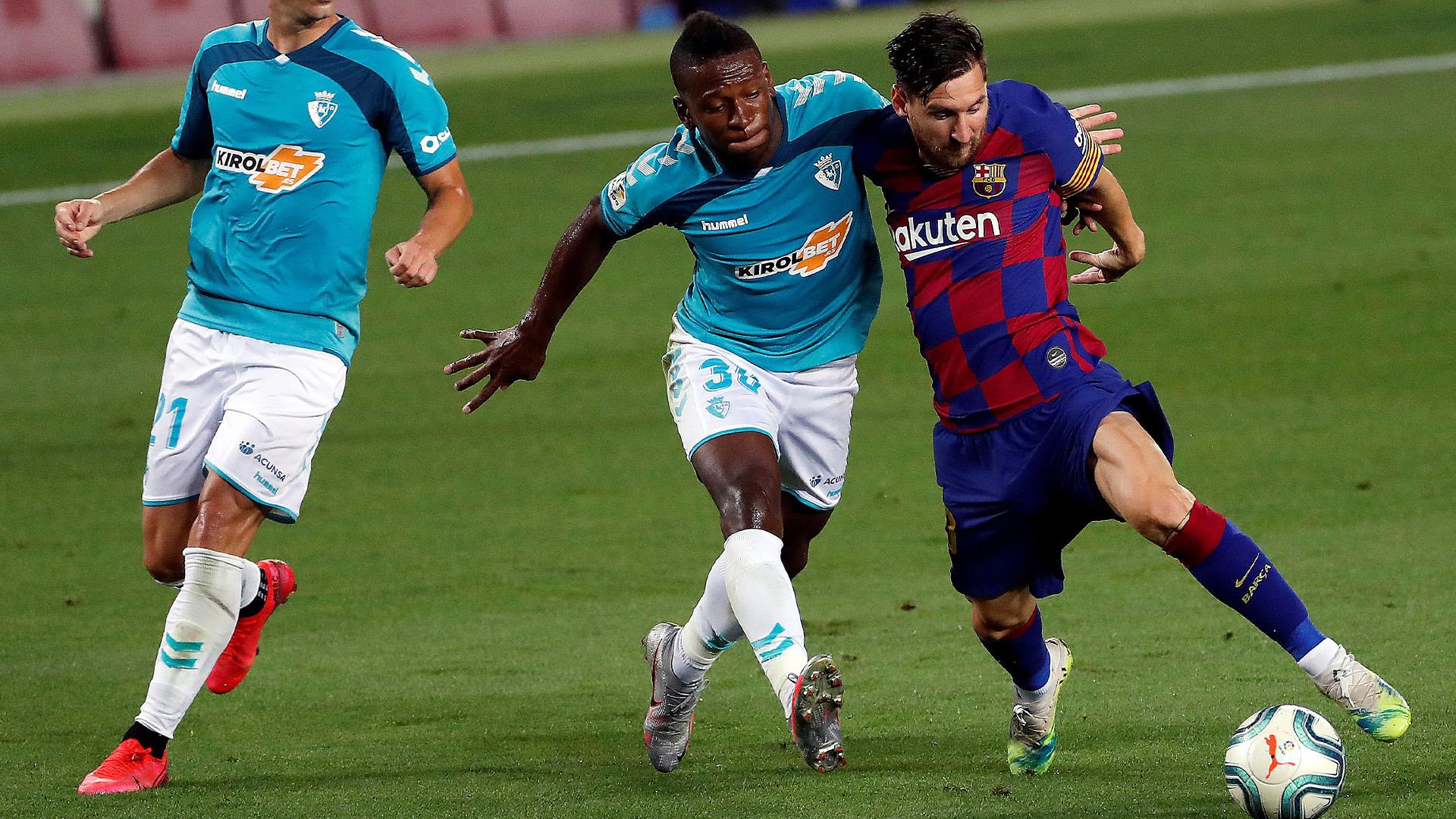La Liga Spieltag