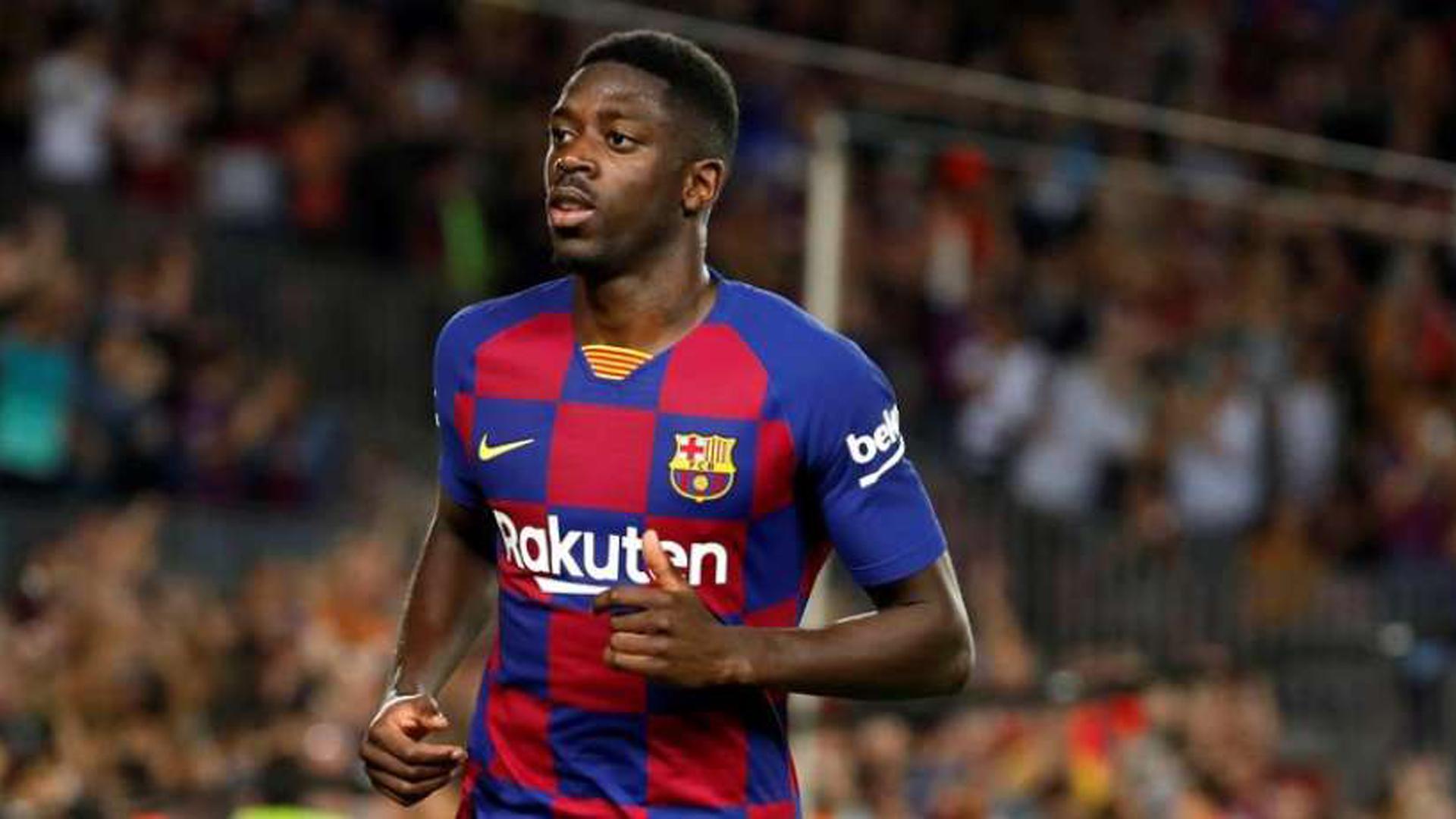 FC Barcelone : Ousmane Dembélé est intouchable