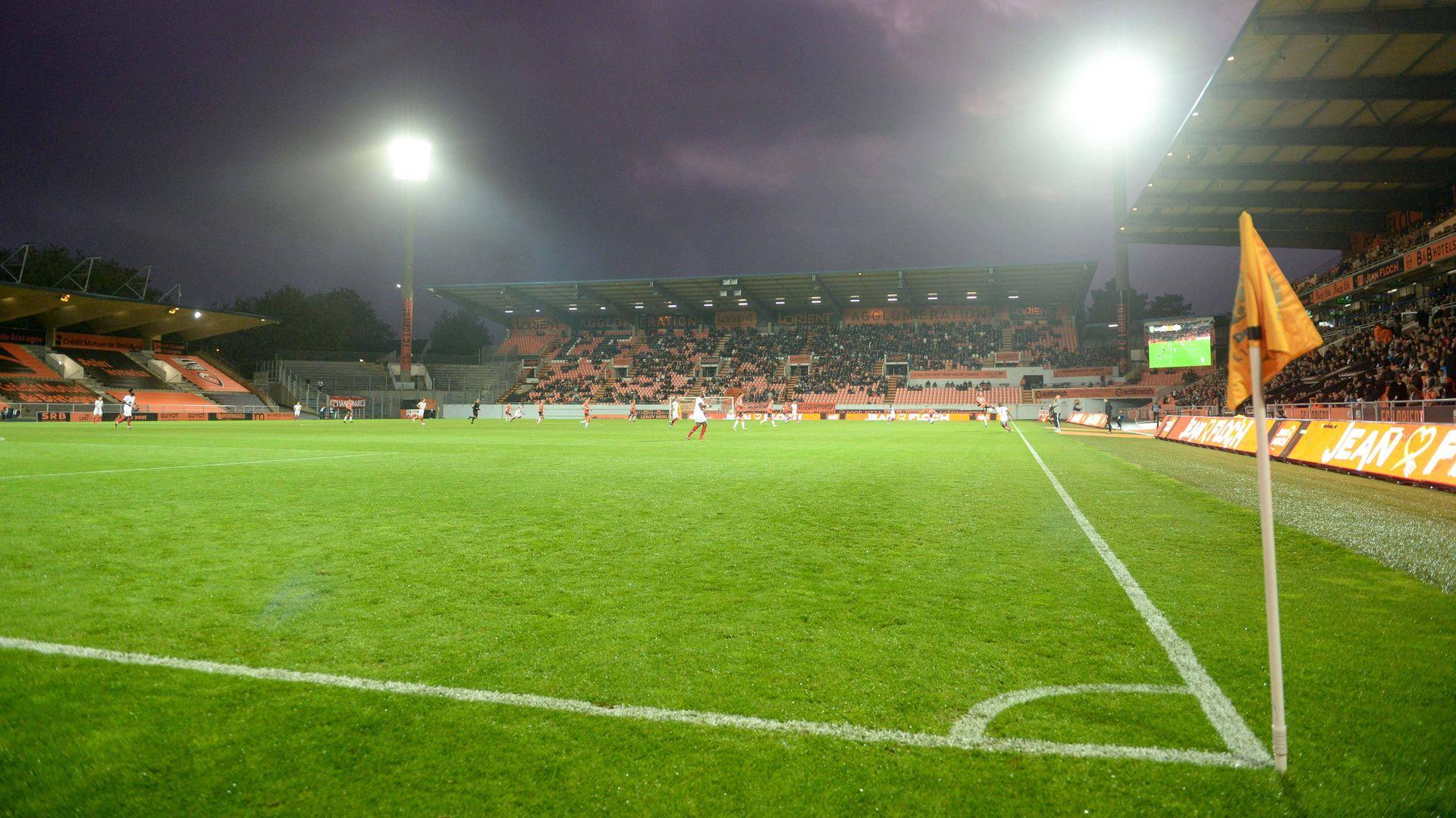 Lorient C Est Fait Pour Terem Moffi